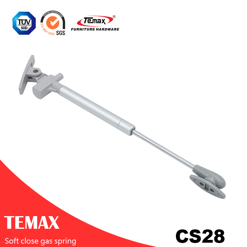 CS28 TEMAX new damper gas spring with soft close