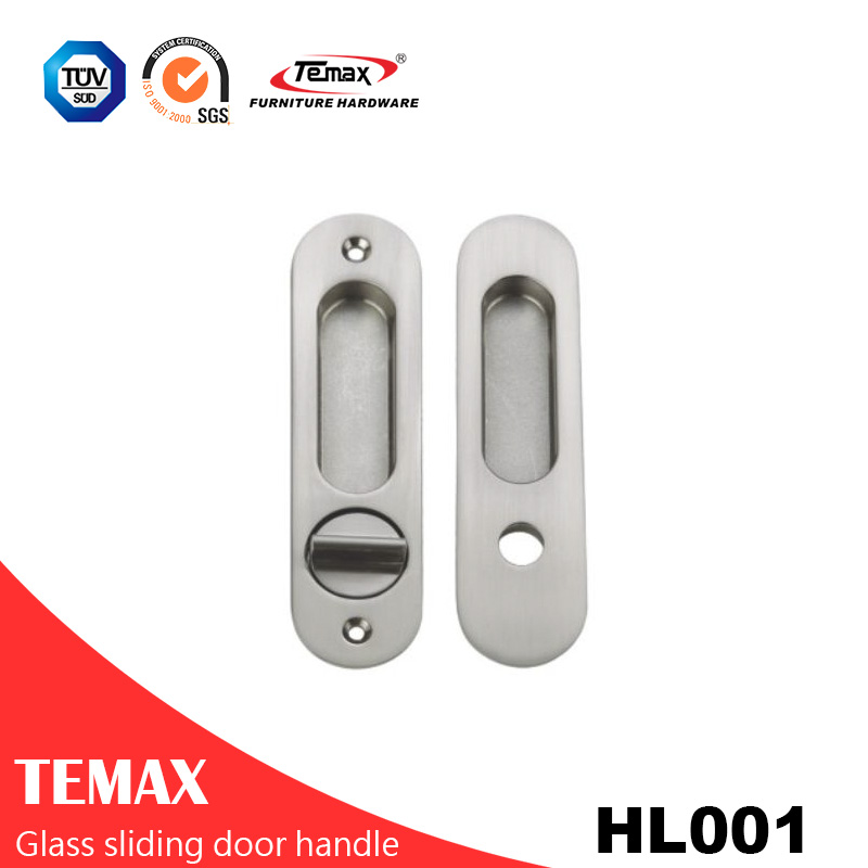 HL001 zinc alloy sliding door handle