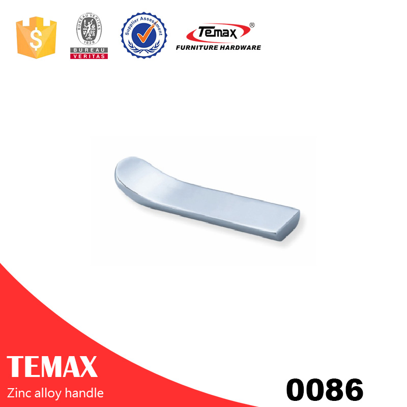 0086 Decorative zinc alloy handle for furnitures from Temax