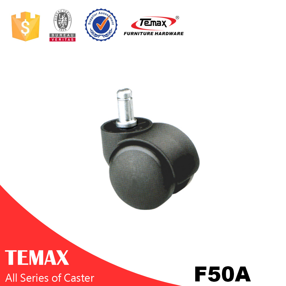 F50A cabinet caster wheel