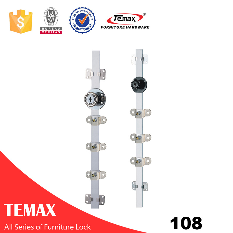108 Side front drawer office lock hot sell