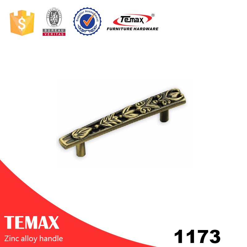 1173 stylish zinc alloy doors handles from Temax