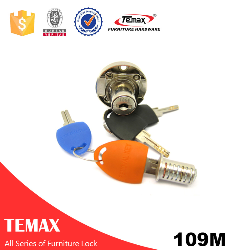 109M Office Furniture Desk Drawer Locks
