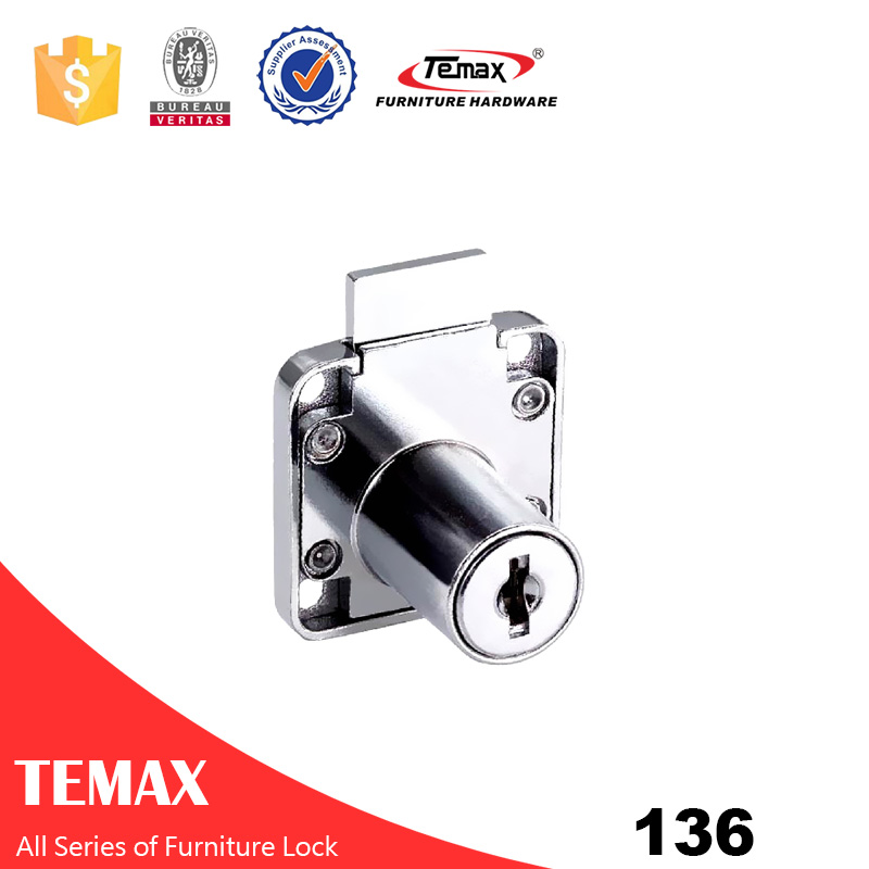 136 Cabinet Stainless Steel Evergood Drawer Lock