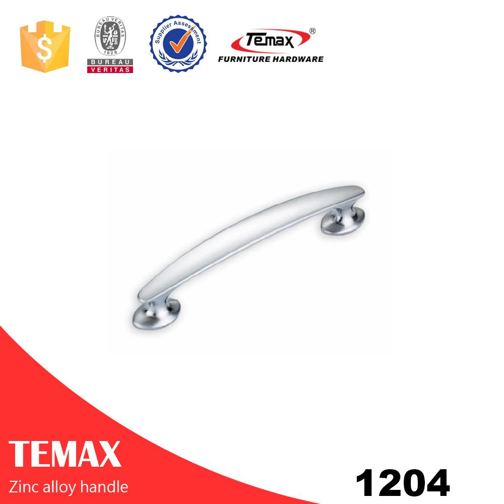 1204 Decorative best selling zinc alloy handle