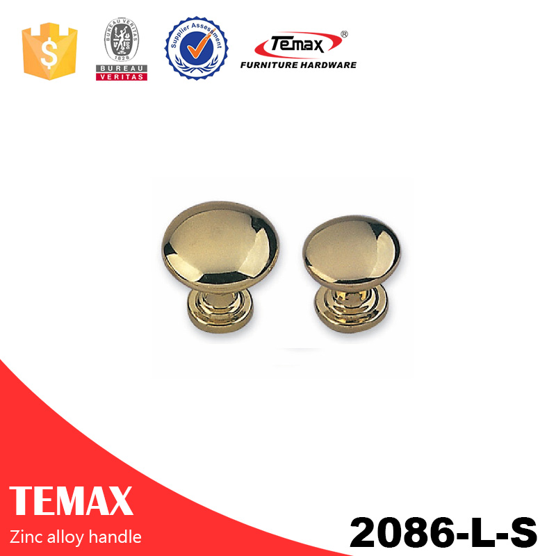 2086-L-S popular zinc handle from Temax