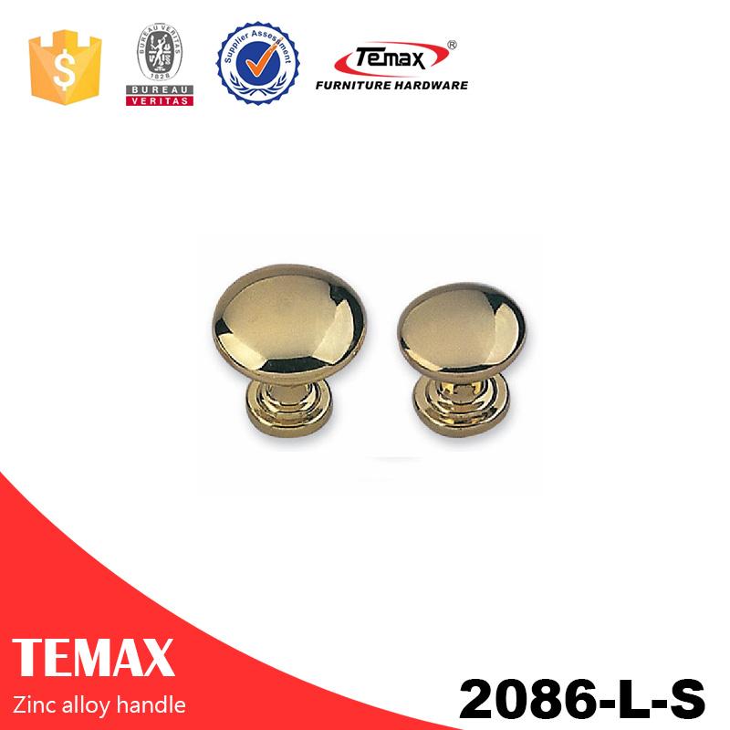 2086-L-S popular zinc handle from Temax