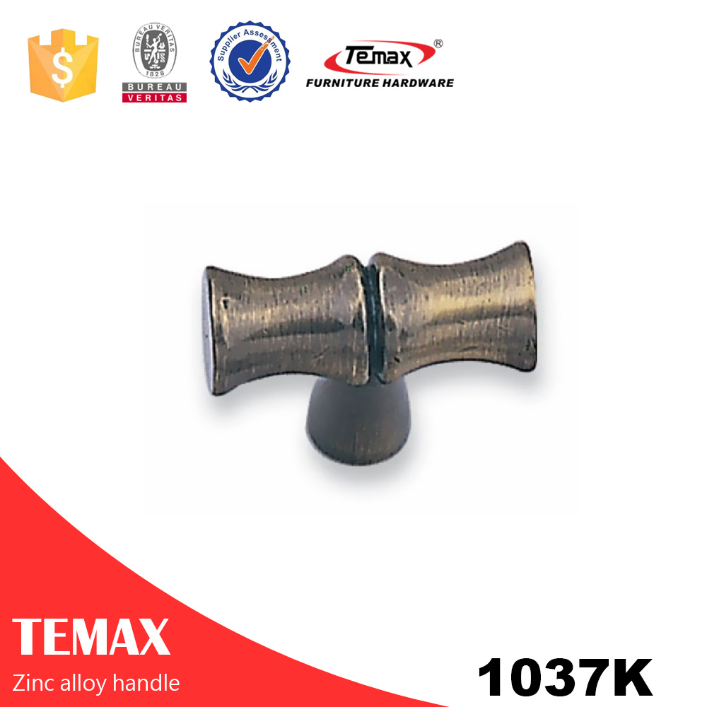1037K Promotional zinc knob from Guangdong