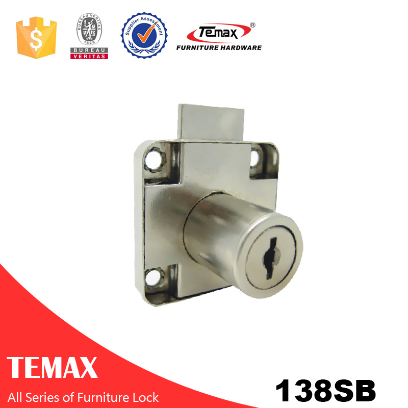 138SBI کلید قفل بادامک قفل قفل مرکزی برای زیر شلواری