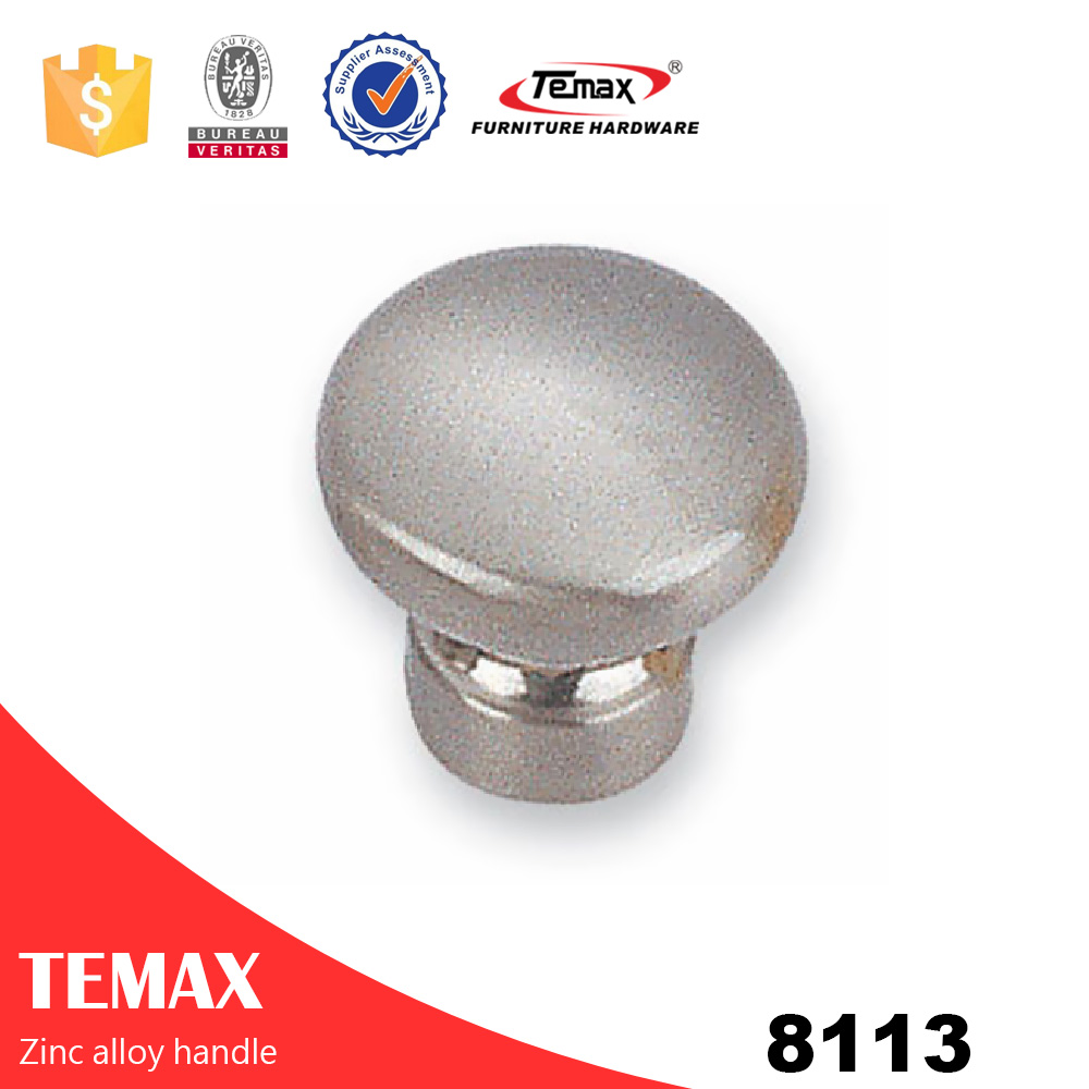8113 popular zinc door handle for cabinet from Temax