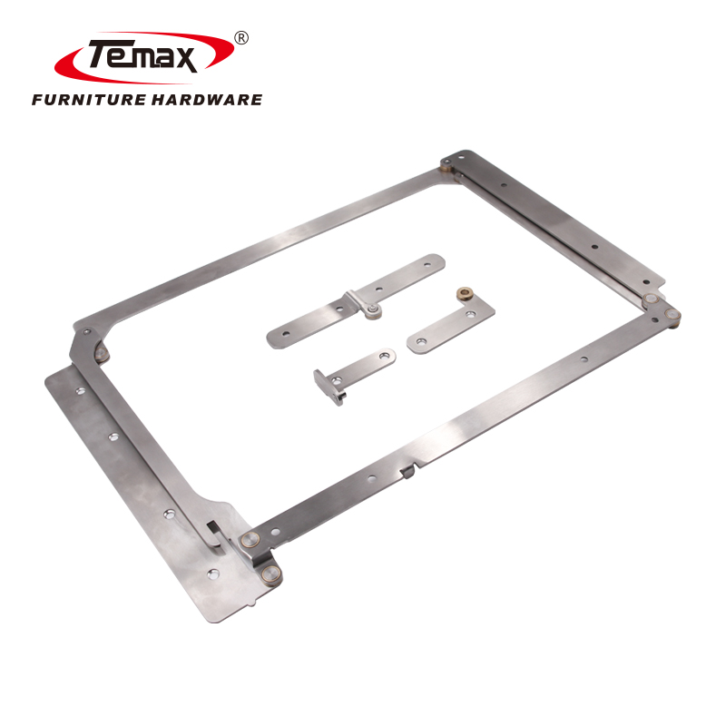 180 Degree Bifolding Door Hardware Full Access Folding Door Fittings Space Saving TM034 Temax Hardware
