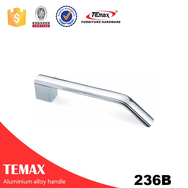 236B aluminium handles profile for door