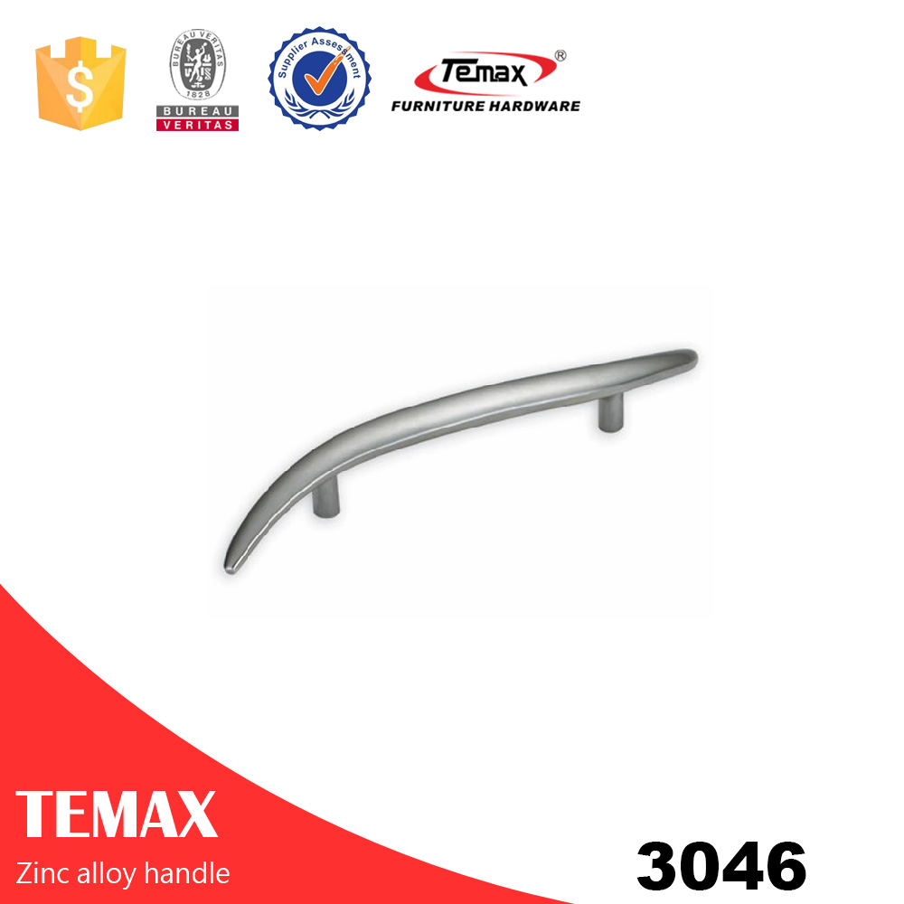 3046 Temax best sell zinc alloy furniture handles