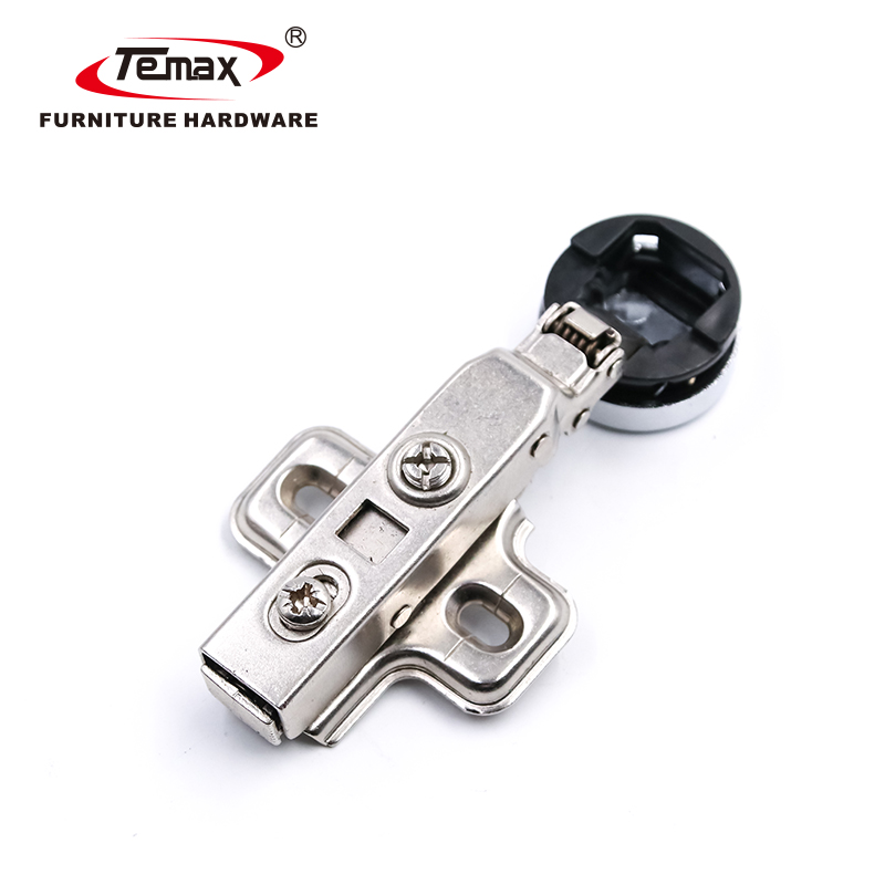 26mm Diameter Hydraulic Glass Hinge Clip On Soft Close Hinge HB901