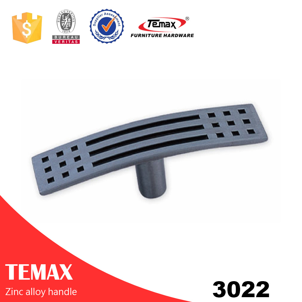 3022 low price zinc alloy cabinet handle from Guangdong