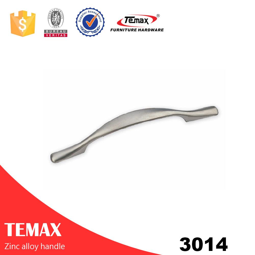 Perilla de aleación de zinc de venta caliente de 3014 Guangdong