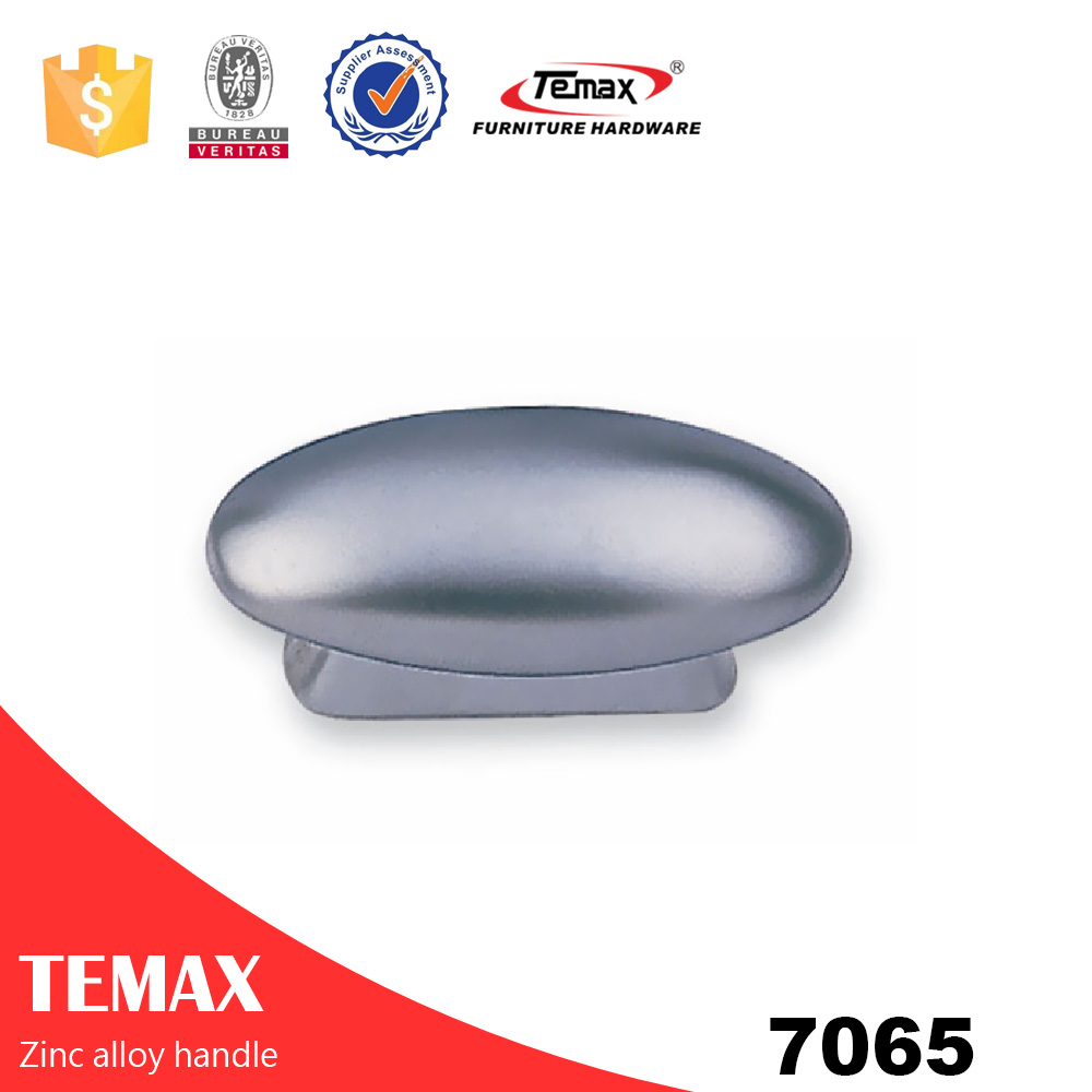 7065 Shanghai longlife zinc alloy single knob for cabinet Temax