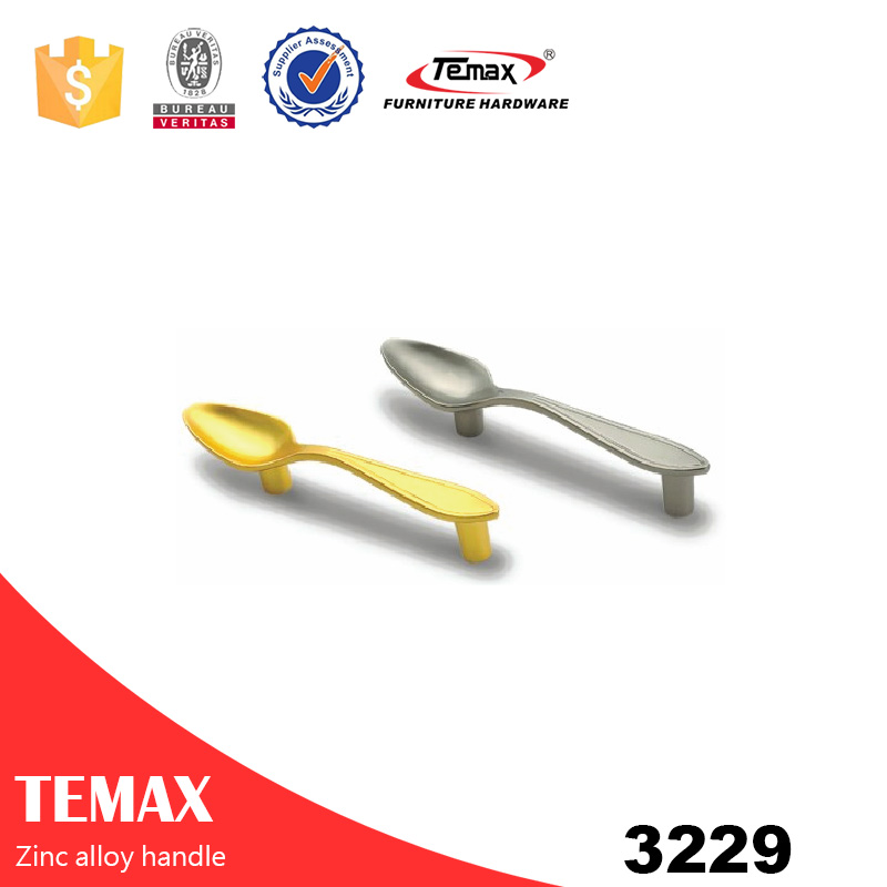 3229 Best quality zinc handles for doors