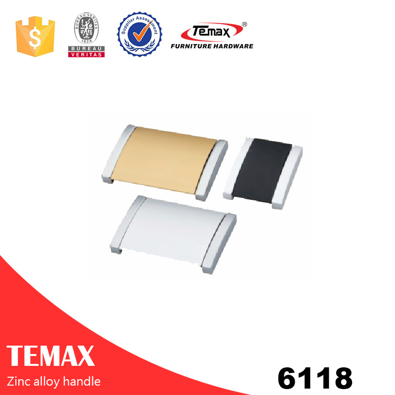 6118 Temax zinc profile with handles