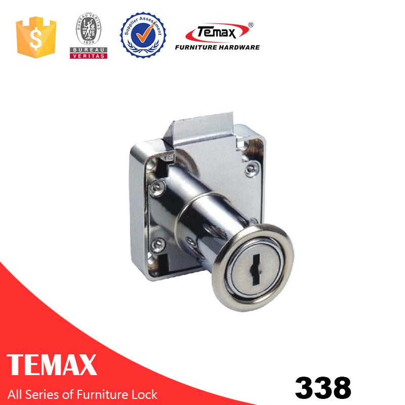 338 قفل کابینه یورو فلزی