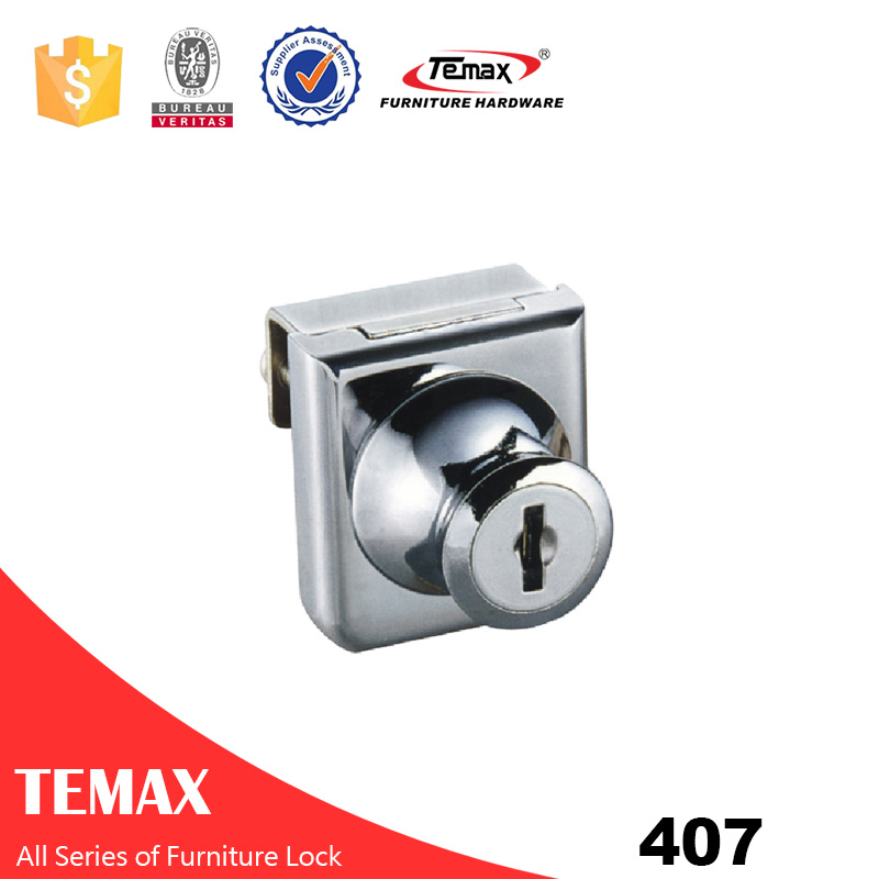 407 Zinc alloy Cabinet Furniture Office Desk Drawer Lock