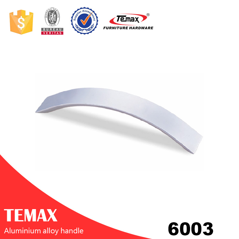 6003 moderne Schubladen-Aluminium-Griffe