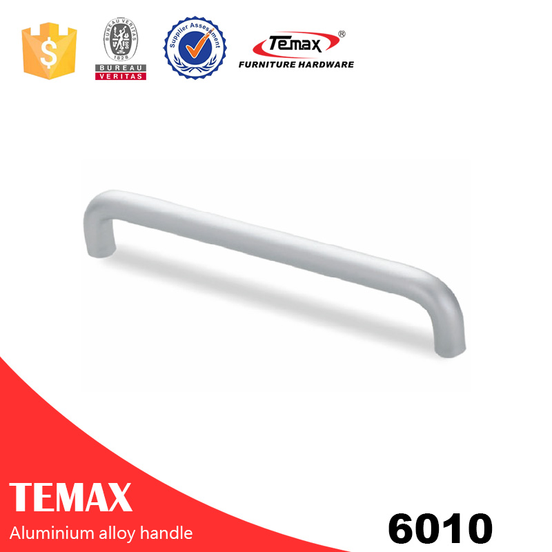 6010 aluminium recessed office drawer handle