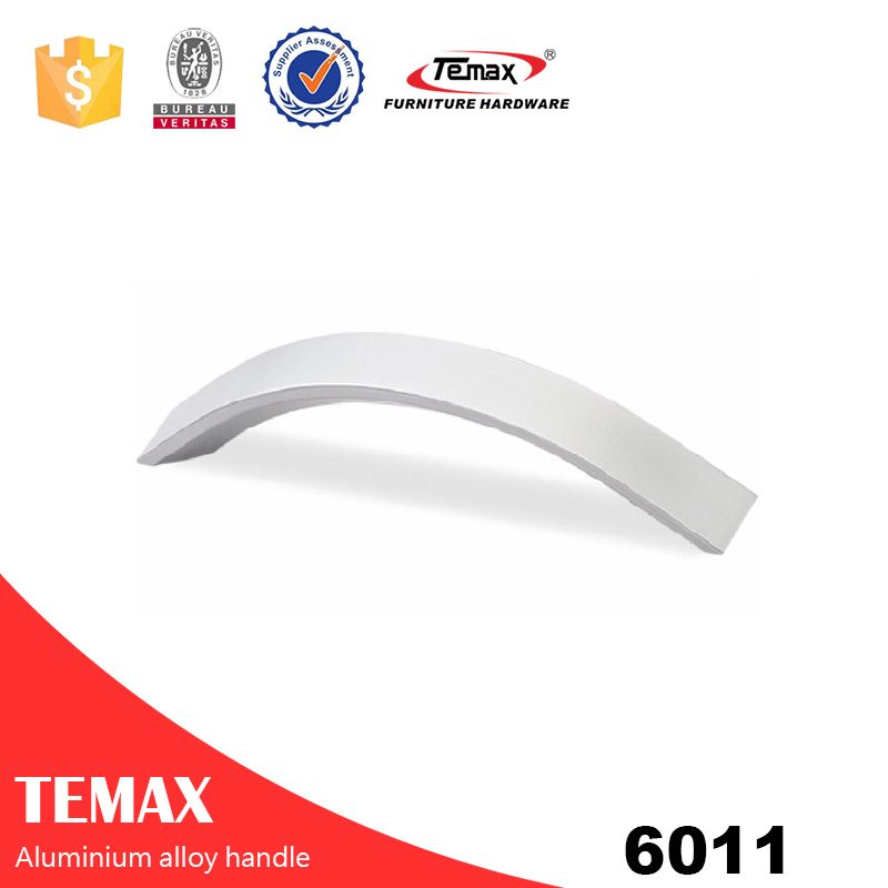 6011 high quality aluminium drawer pull handle