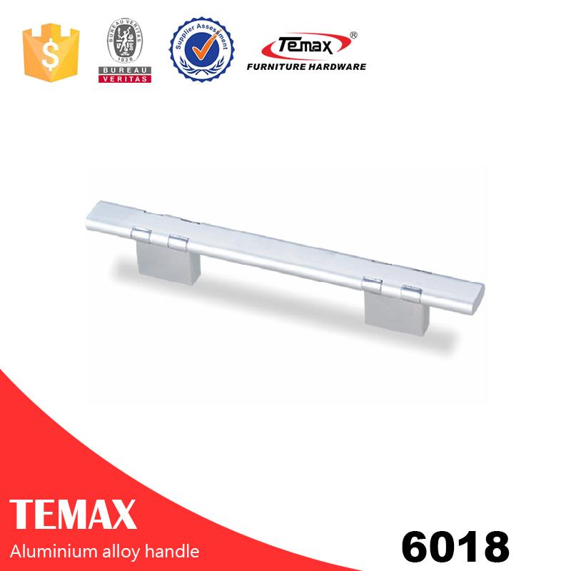 6018 recessed aluminium hardware handles