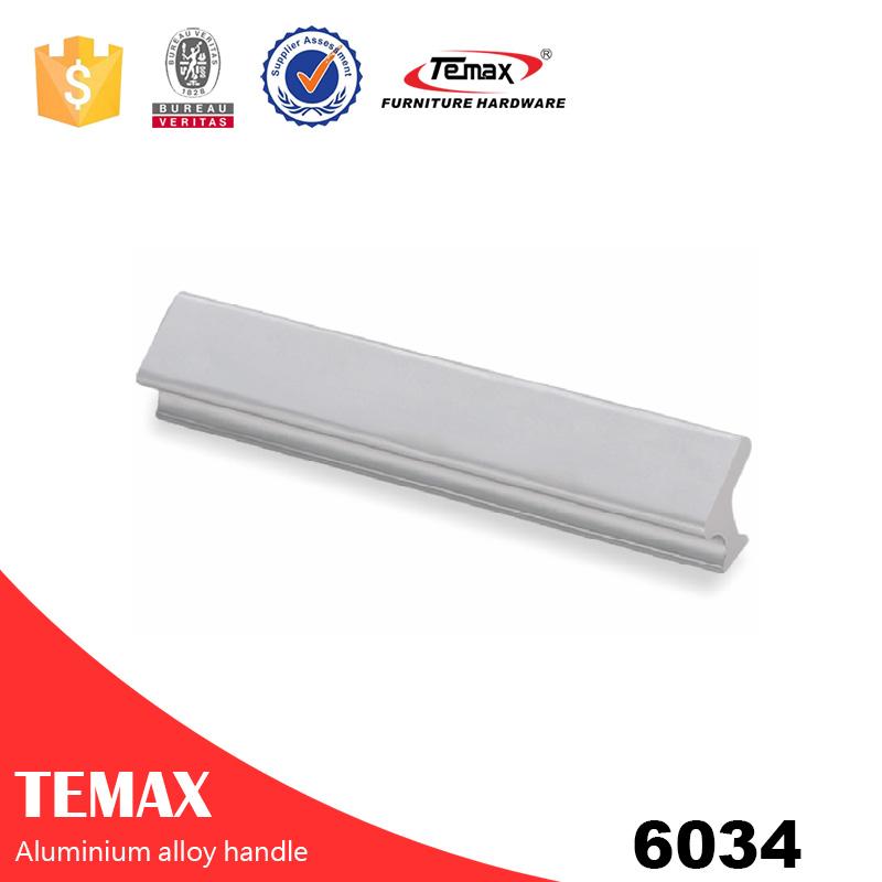Maniglia in alluminio 6034 per fabbriche di porcellana