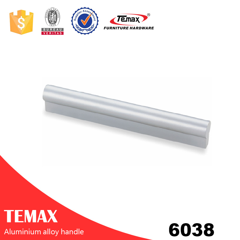 6038 aluminium different type door handle