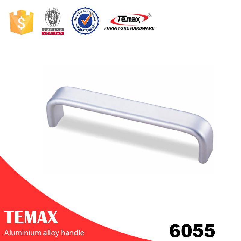6055 new mill finish aluminium alloy handle
