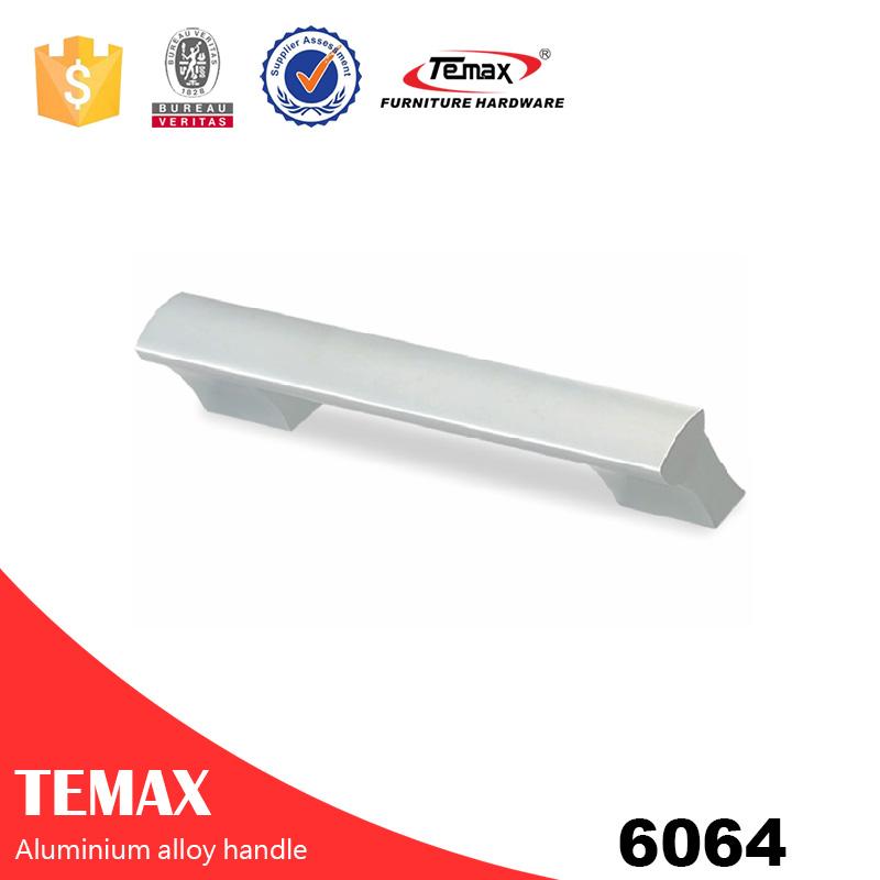 6064 مقابض الألومنيوم الساخنة للأبواب