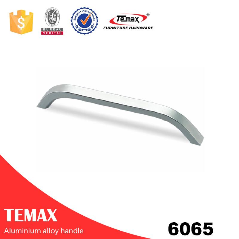 6065 sapphire color aluminium handle