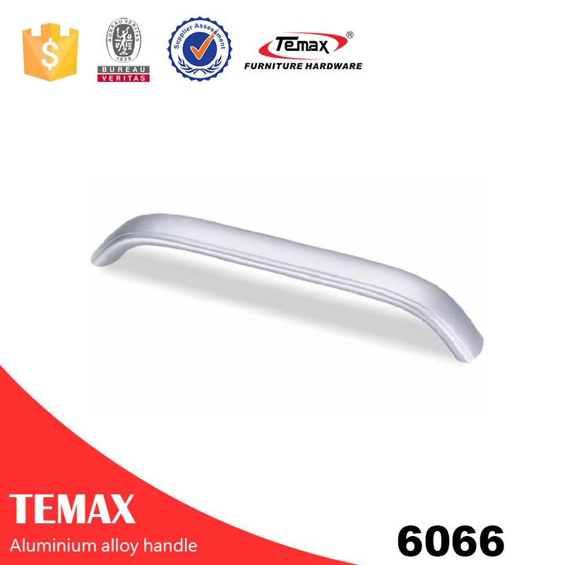 6066 promocional interior punho móveis de alumínio