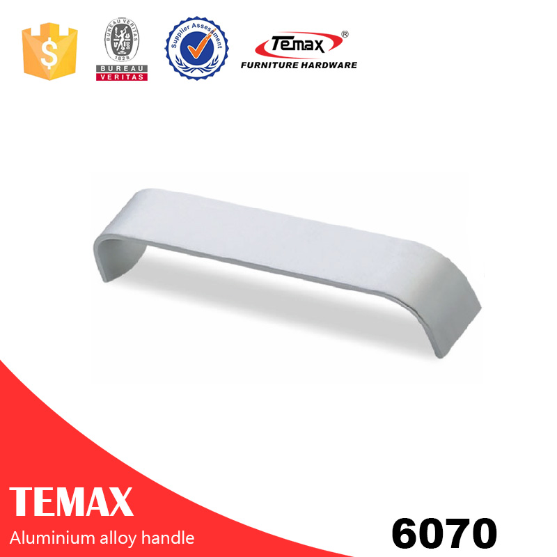 6070 aluminium handle profile champagne