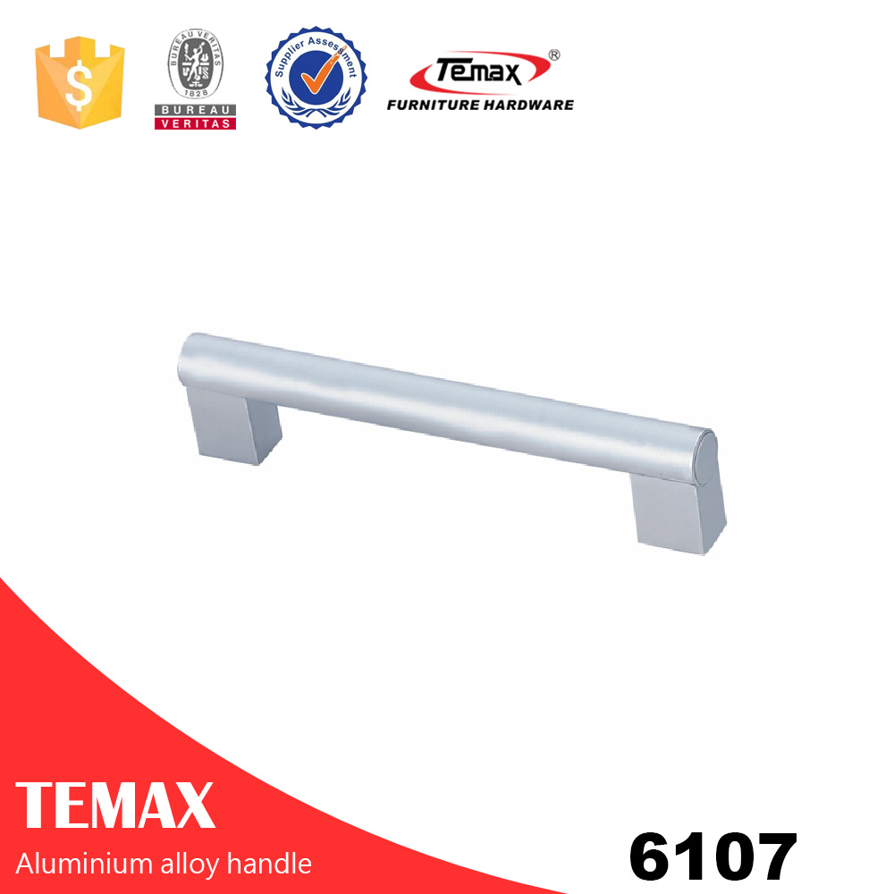 6107 Aluminium metal alloy furniture handle