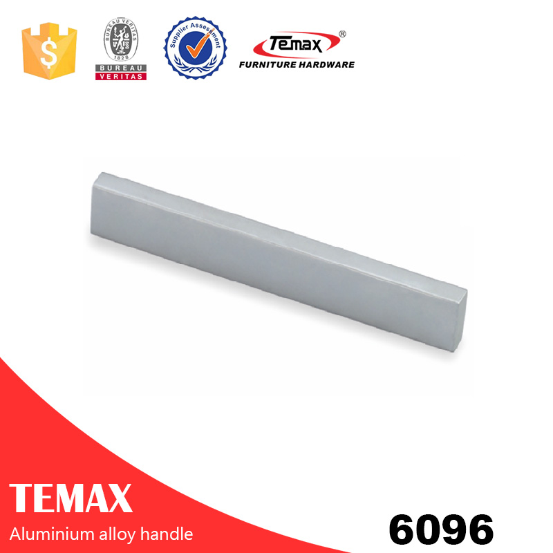 6096 liga de alumínio puxador da porta exterior