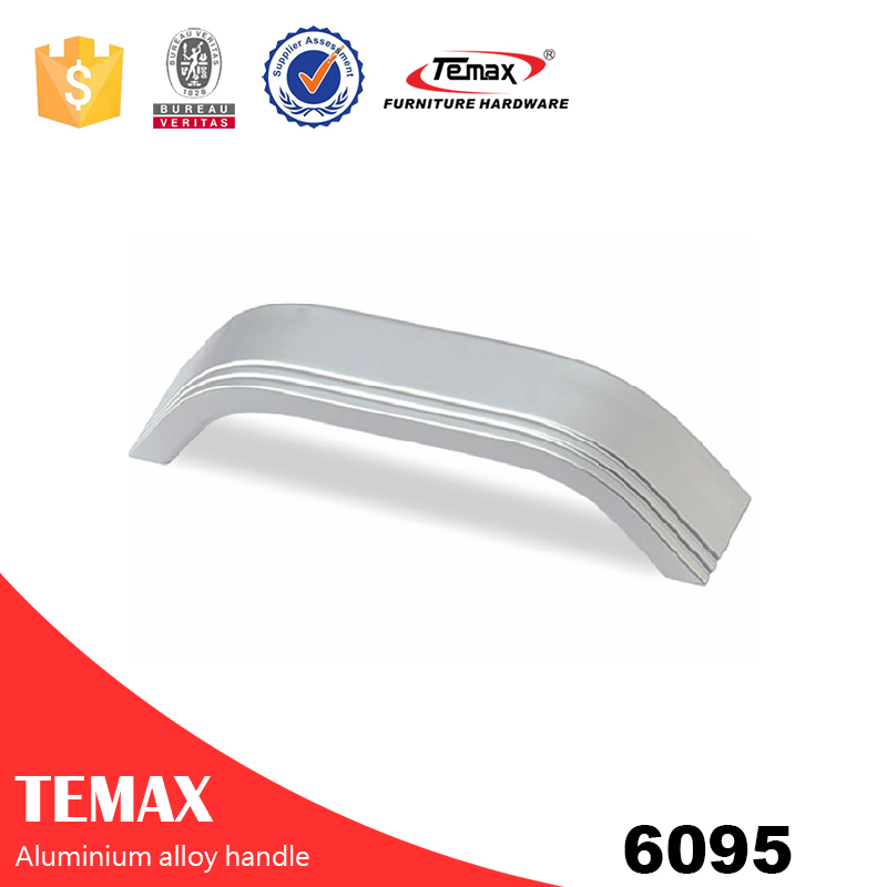 6095 newest design aluminium door handle