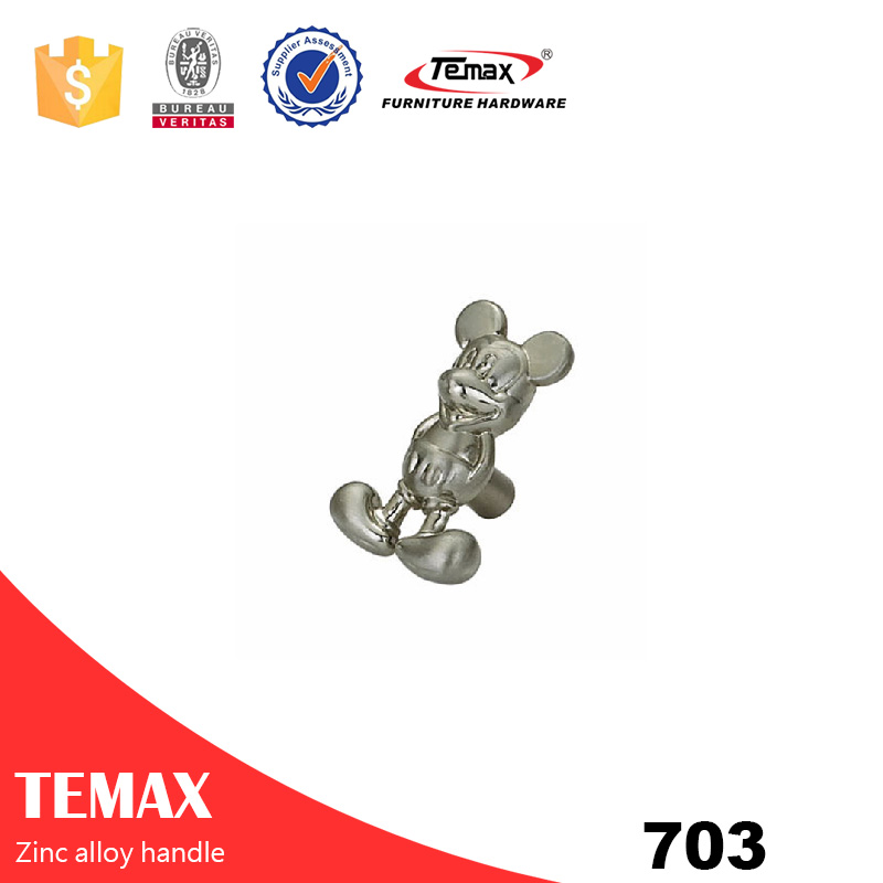 703 high quality zinc alloy handles for furnitures from Temax