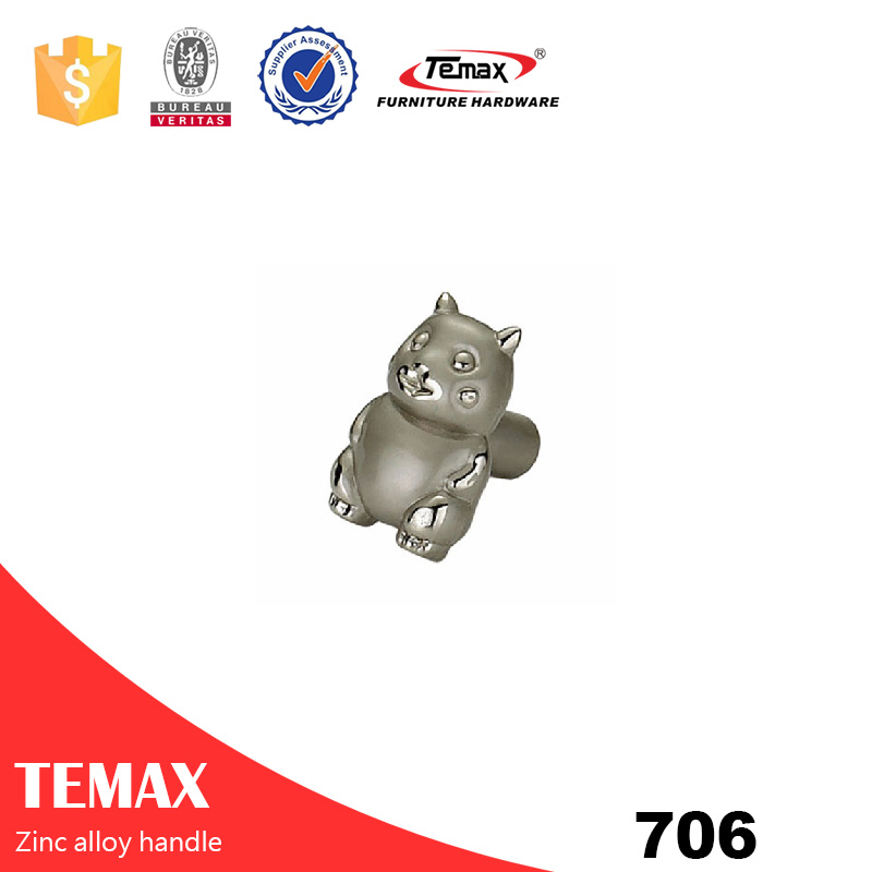 706 zinc kitchen cabinet handles from Temax