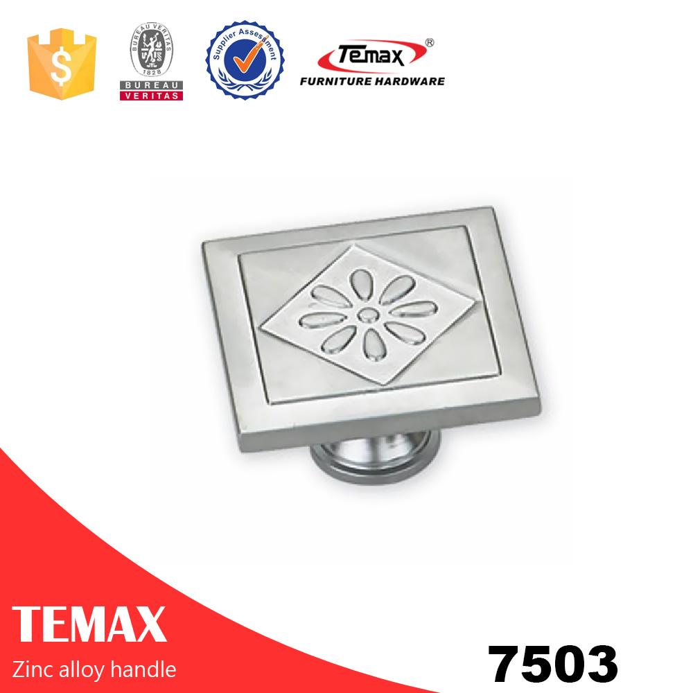 7503 super fancy Zinc Alloy Single Knob for furniure