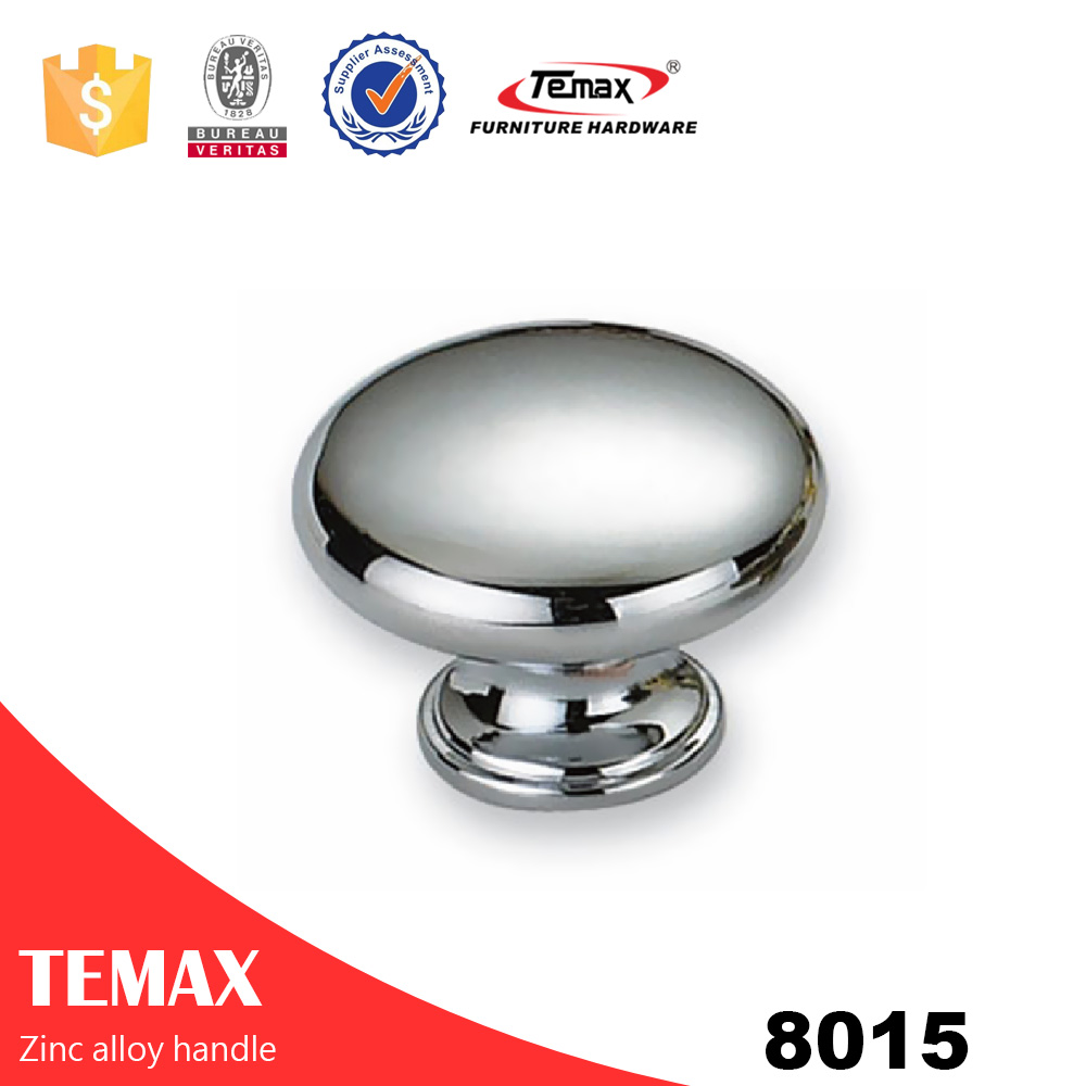 8015 Zinc Alloy Single Knob for furniture