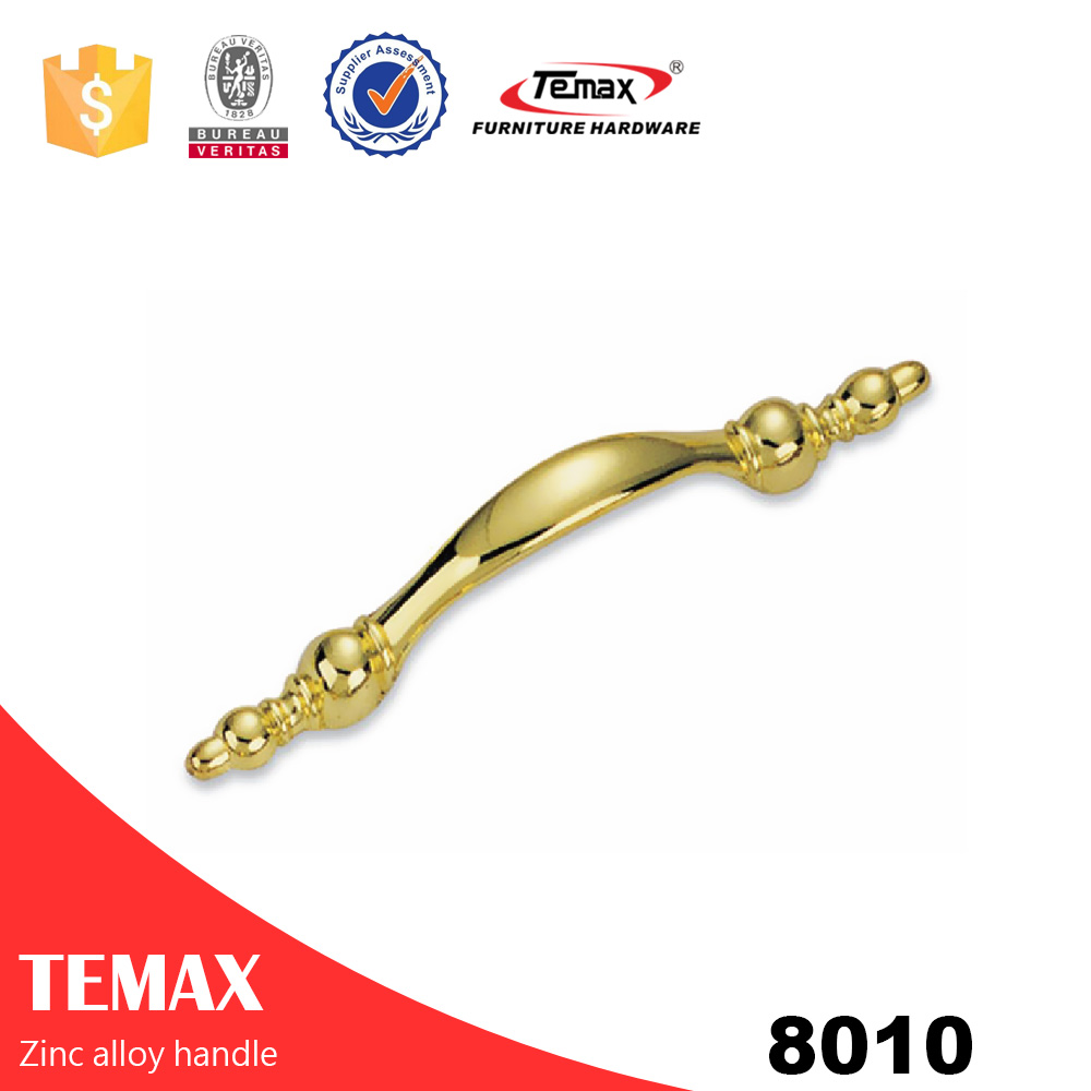 8010 creative zinc pull handle from Shanghai Temax