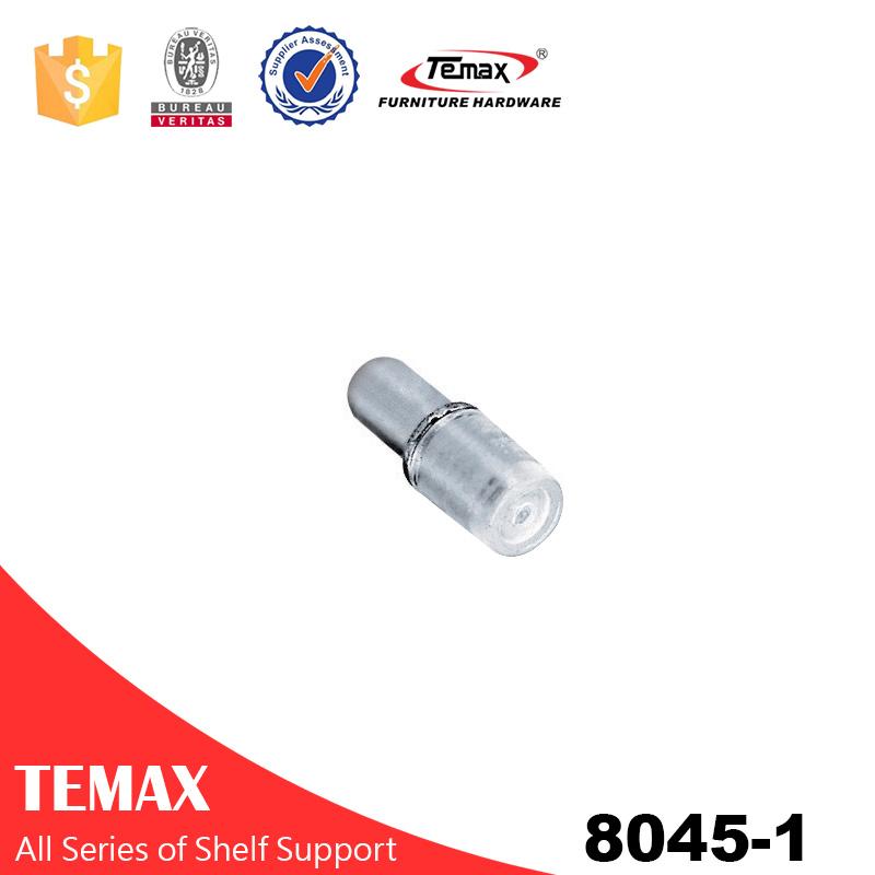 8045-1 pino de aço Prateleira com plástico Inserção