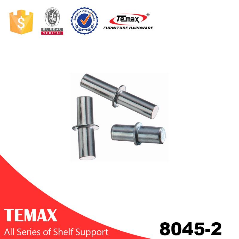 8045-2 Metall- Anschlussstift für Möbel