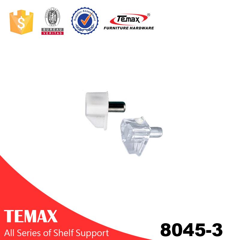 8045-3 Suporte prateleira com pino 8mm