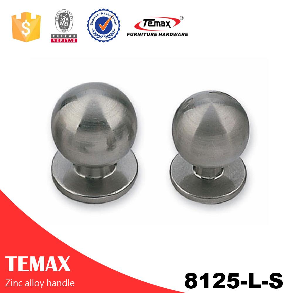 8125-L-S Mode zarte Möbel Zinklegierung Griff von Temax