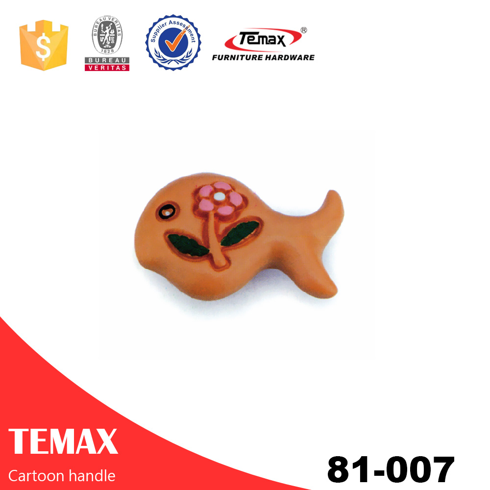 81-007 Cartoon Furniture cheap Decorative Cabinet Knob