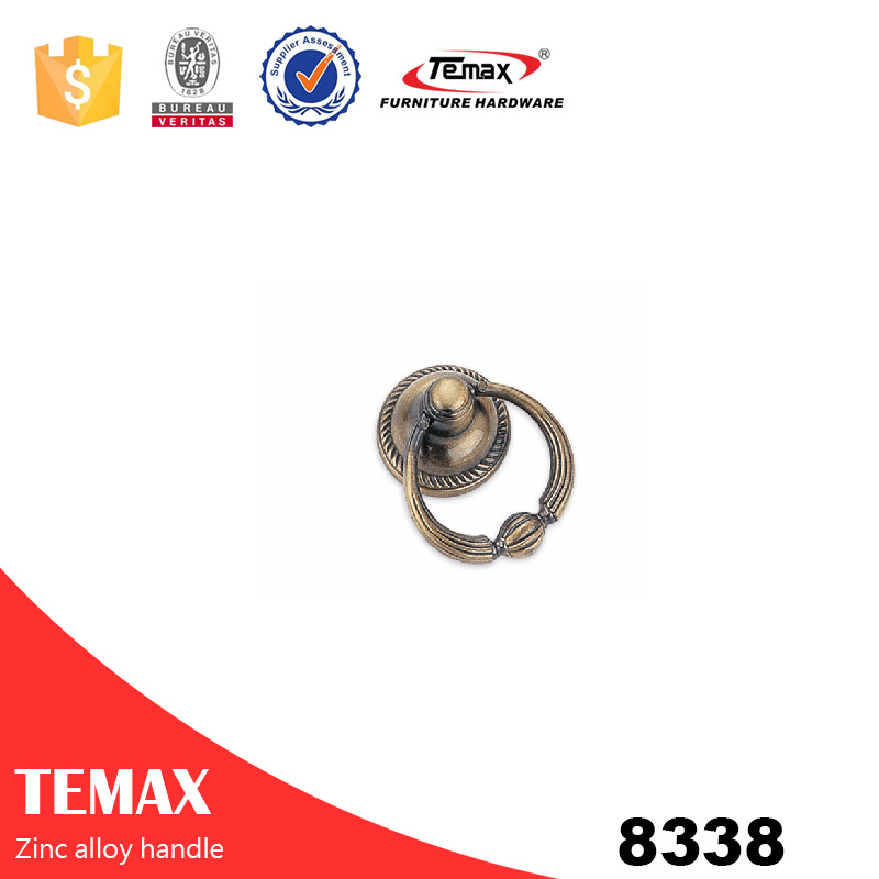 8338 high quality zinc alloy handle with good price